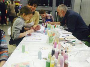 мастер-классы на выставке ОЛДТАЙМЕР 2015