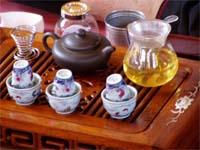Китайская чайная церемония - выездные мастер-классы Event Handmade