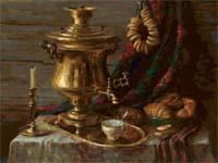 Русская чайная церемония - выездные мастер-классы Event Handmade